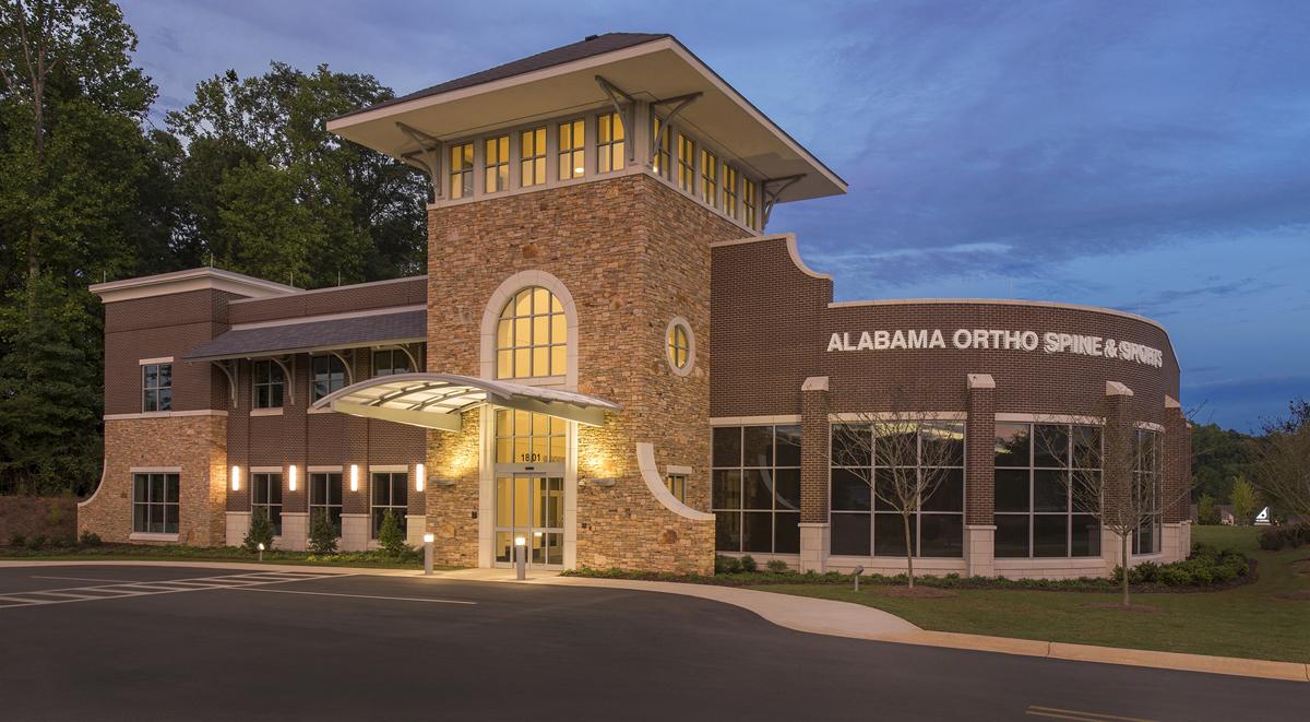 TURNERBATSON Architects Commercial Architecture - Alabama Ortho 7 Small
