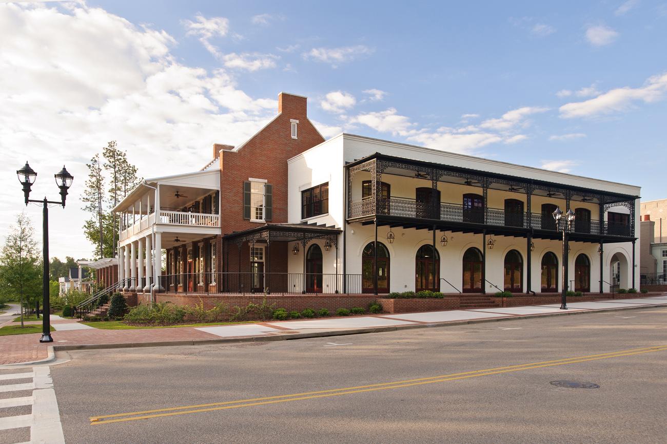 TURNERBATSON Architects Commercial Architecture - The Preserve - U.S. Steel 8