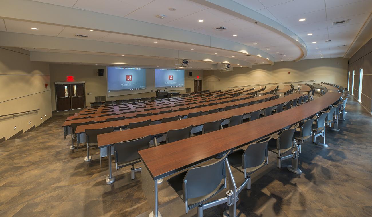 TURNERBATSON Architects Higher Education Architecture - UA North Lawn Hall3