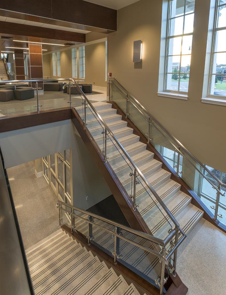 TURNERBATSON Architects Higher Education Architecture - UA North Lawn Hall4