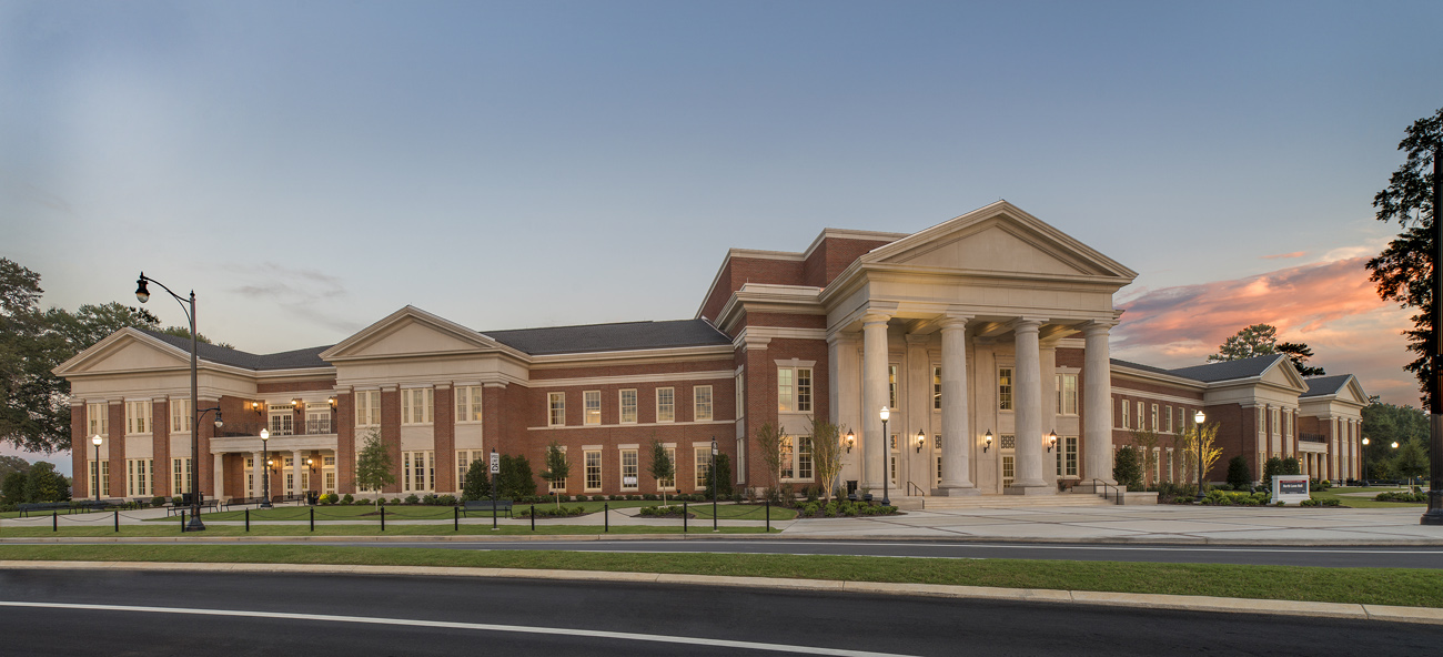 TURNERBATSON Architects Commercial Architects_The University of Alabama's North Lawn Hall_Higher Education 3