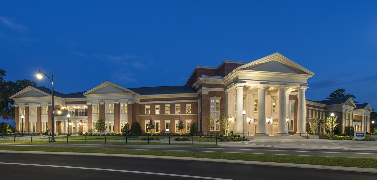 TURNERBATSON Architects Higher Education Architecture - UA North Lawn Hall8