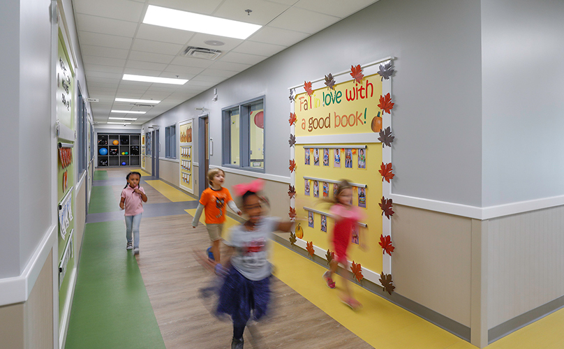TURNERBATSON Architecture Ardent Preschool & Daycare 16
