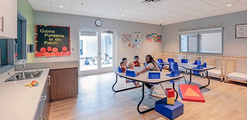 TURNERBATSON Architecture Ardent Preschool & Daycare 13