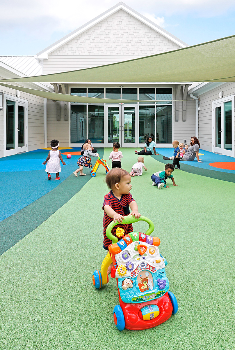 TURNERBATSON Architects Commercial Architects -  ardent preschool and daycare 12