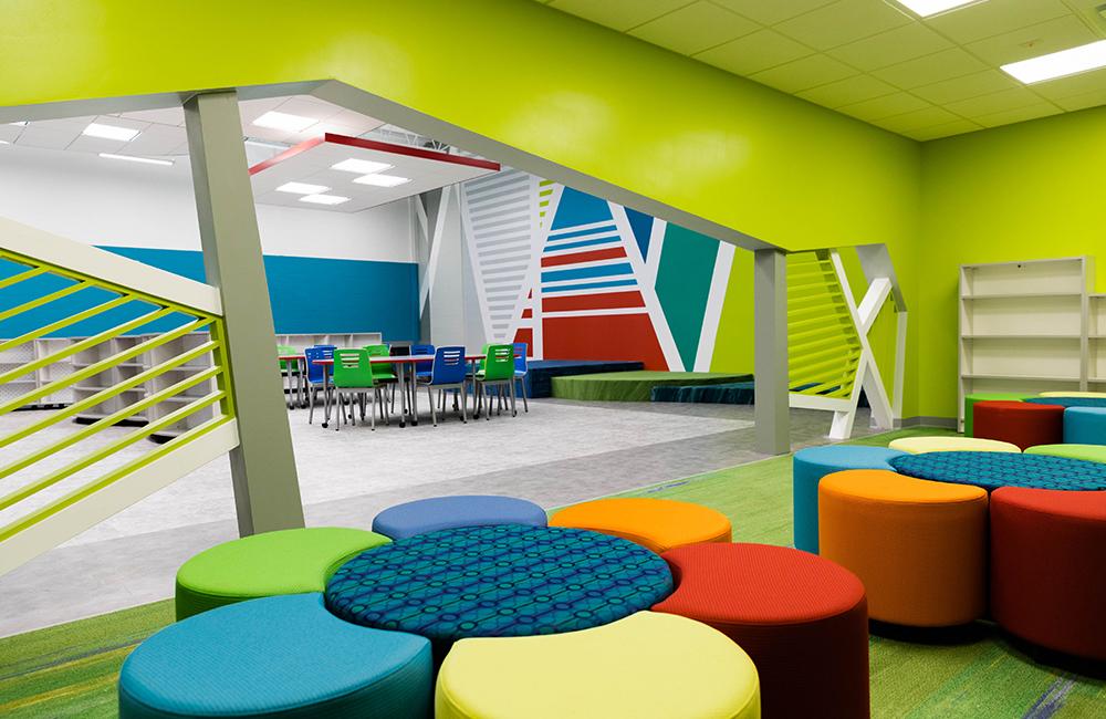 TURNERBATSON Architecture_Education_JohnsonMediaCenter 6