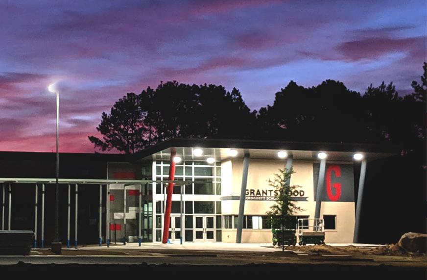 Grantswood Community School - Elementary Education - TURNERBATSON Architecture exterior 2