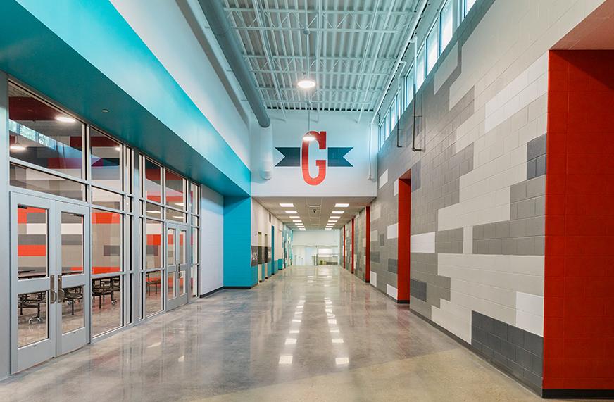 Grantswood Community School - Elementary Education - TURNERBATSON Architecture