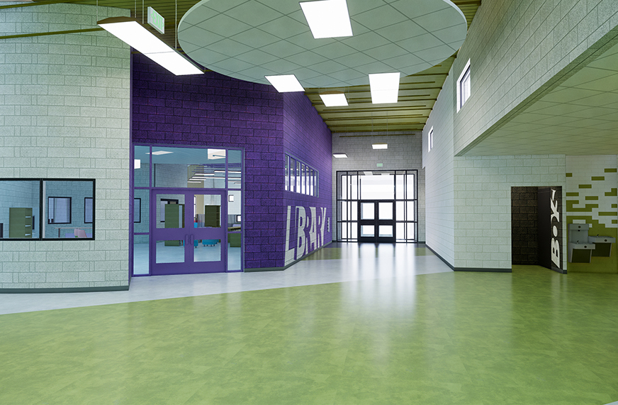 bryant park elementary school education - turnerbatson architecture 13