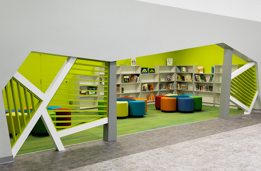johnson elementary school - elementary education - turnerbatson architecture 3