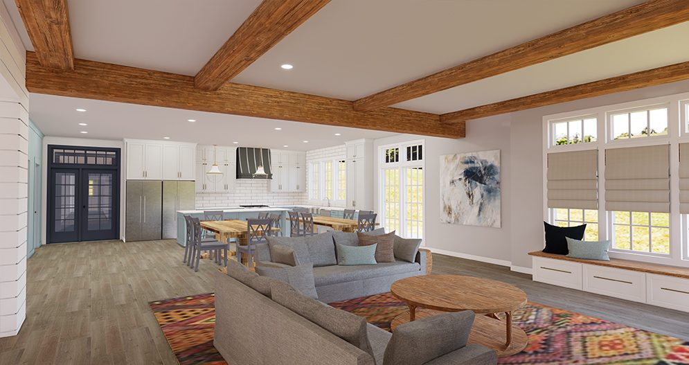 united methodist children's home turnerbatson architecture interiors 3