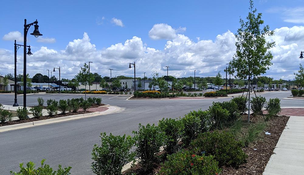 downtown trussville entertainment district turnerbatson architecture landscape 2