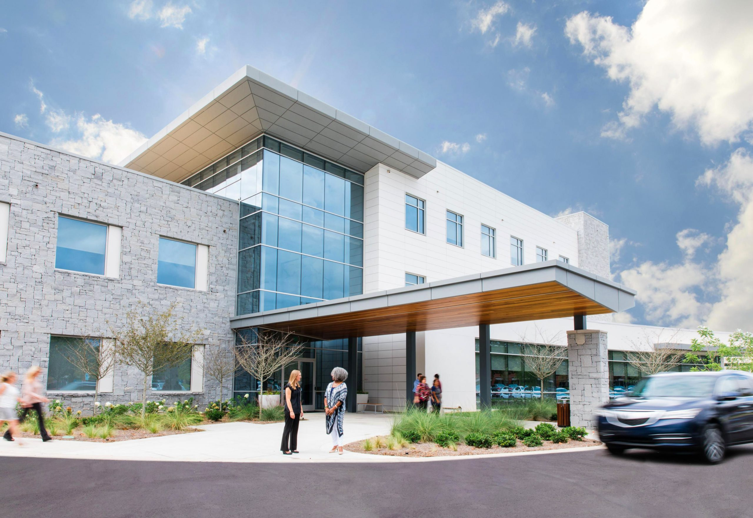 TURNERBATSON Architecture - Commercial - Sheffield Group Exterior