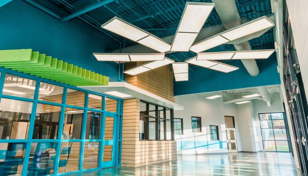Bryant Park Elementary School TURNERBATSON Architecture 1