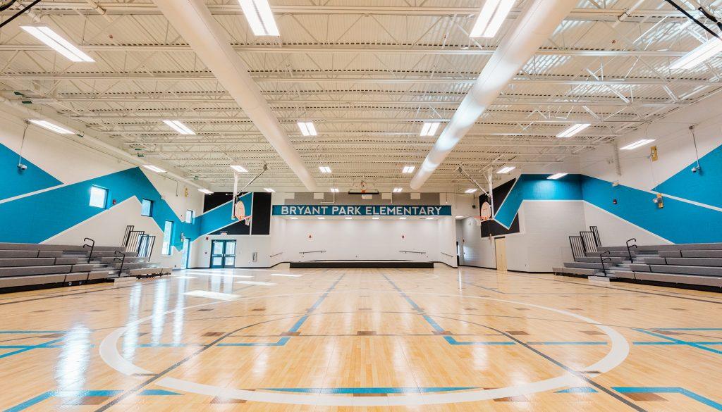 Bryant Park Elementary School TURNERBATSON Architecture 11