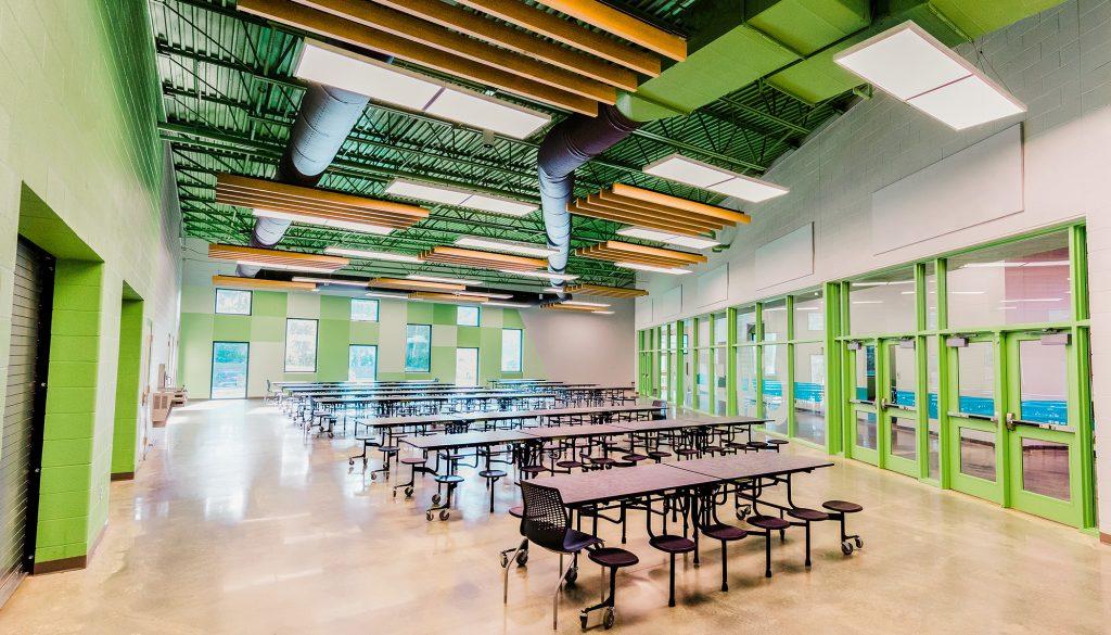 Bryant Park Elementary School TURNERBATSON Architecture 4