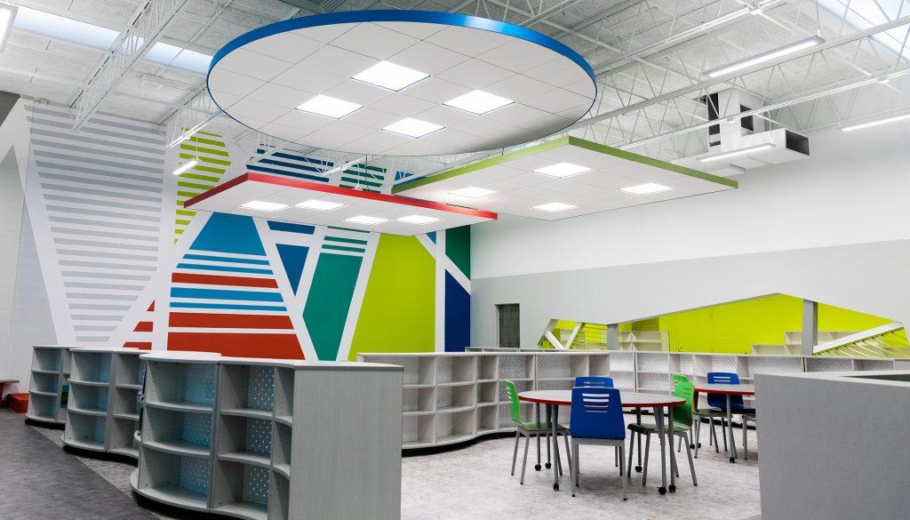 Media Center TURNERBATSON Architecture 1