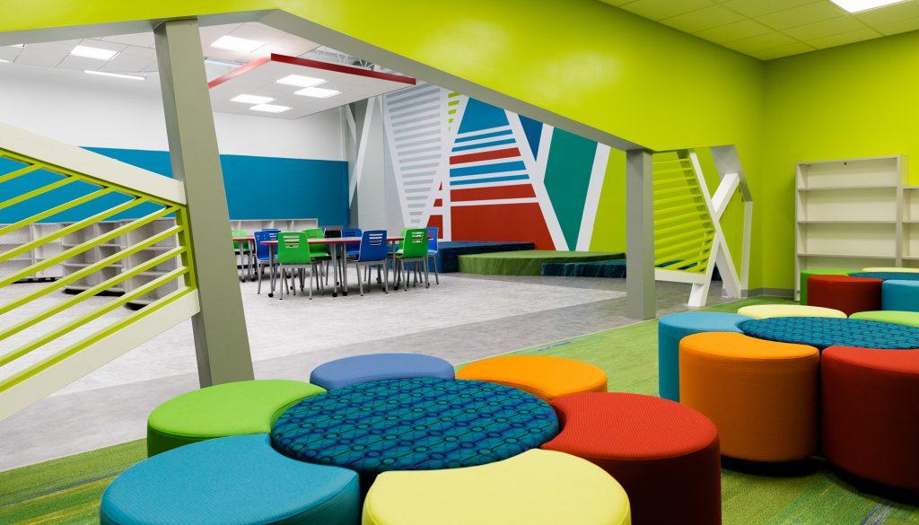 Media Center TURNERBATSON Architecture 4
